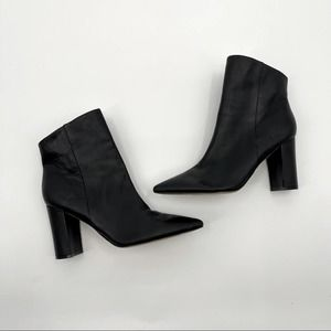 Marc Fisher Ulani Pointy Toe Bootie Size 10